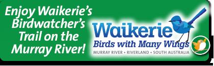 Waikerie Birdwatcher's Trail