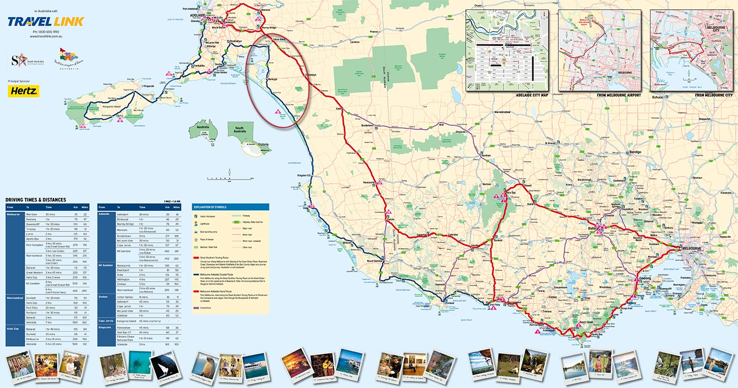 how to travel from adelaide to kangaroo island
