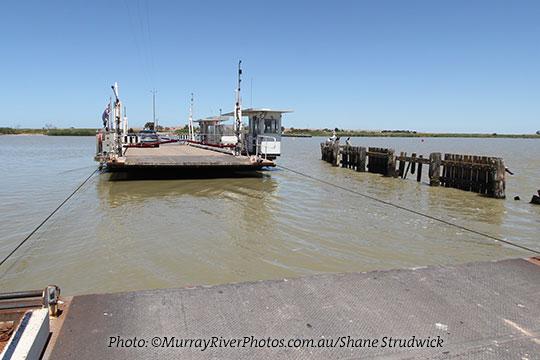 Narrung Ferry